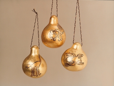 """Peruvian Ornaments"""